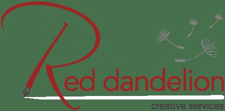 Red Dandelion logo